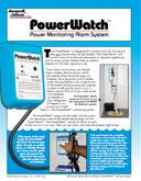 PowerWatch™ Power Monitoring Alarm System